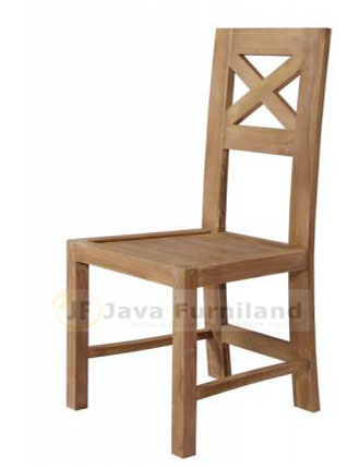 Teak indoor furniture dining chairs   Indonesia wood furniture ...