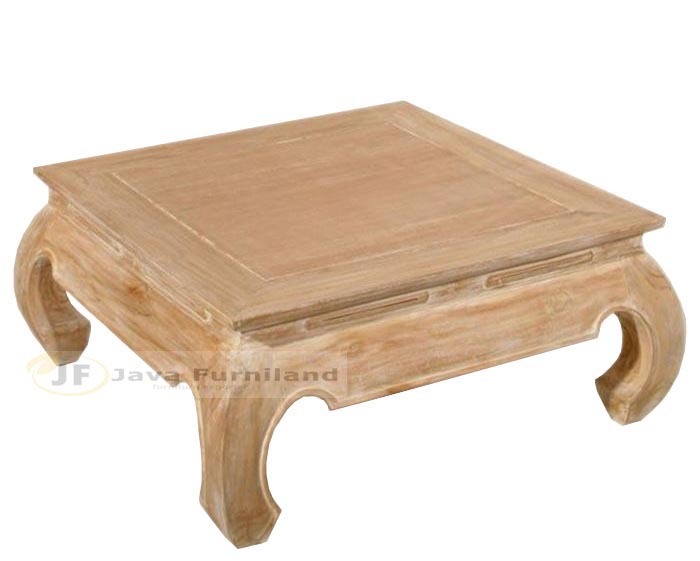 OPIUM COFFEE TABLE SQUARE 100