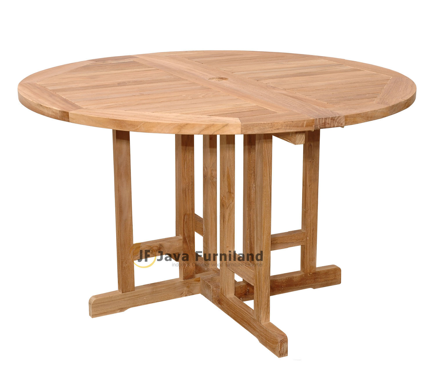 Teak garden furniture exporter round dining table from  : round20folding20butterfly20table20 20patio20furniture20 20teak20garden20 20supplier20Indonesia2012a from www.javafurniland.com size 1506 x 1264 jpeg 168kB