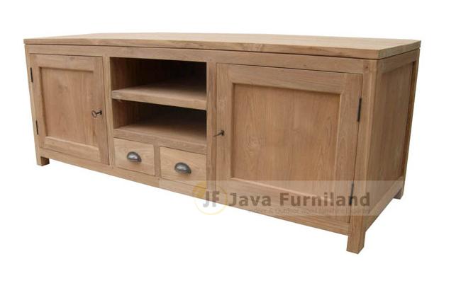 Modern Teak Tv Meubel.Indonesian Furniture Teak Tv Stand Solid Wood Wholesale And Export