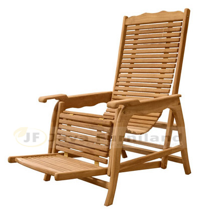 Lazy Relax Chairs Teak Furniture Indoor And Outdoor