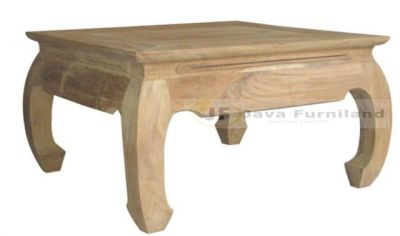 OPIUM COFFEE TABLE SQUARE 80