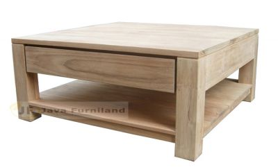 COFFEE TABLE 1 DRW MINIMALIST 100