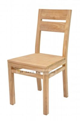 TEAK DINGKLIK DINING CHAIRS