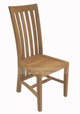 TEAK SANTOS DINING CHAIRS