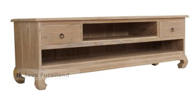 OPIUM LEG CONSOLE TV STAND