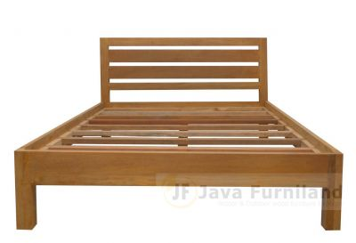 TEAK BED SIMPLE UBUD