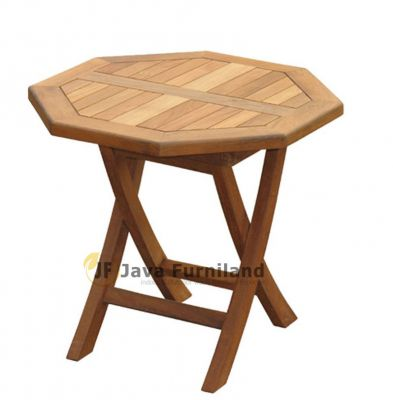 Octagonal Mini Folding Table