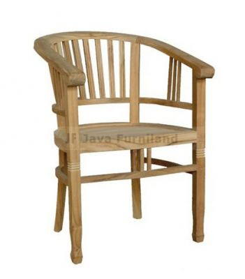 TEAK BATAVIA ARM CHAIR
