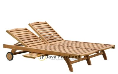 Double Classic Sun Lounger