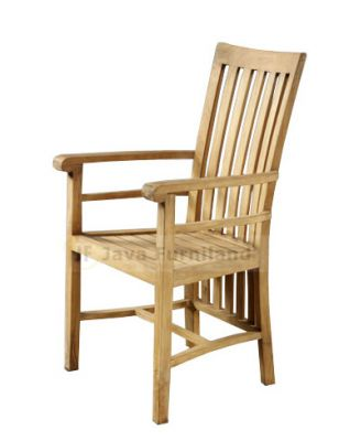 TEAK SANTOS ARM CHAIR