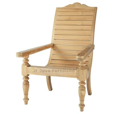 TEAK LAZY CLASSIC CHAIR